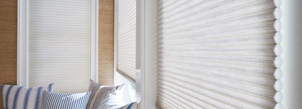 Duette® Honeycomb Shades at The Blinds Man in Lexington